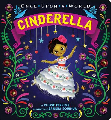 Cinderella (Once Upon a World) Cover Image