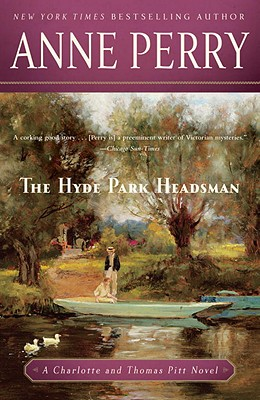 The Hyde Park Headsman Cover
