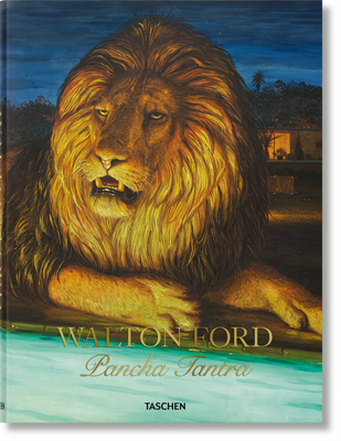 Walton Ford. Pancha Tantra. Updated Edition Cover Image