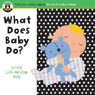 What Does Baby Do? Cover Image