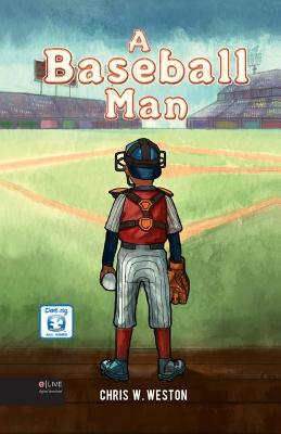 A Baseball Man Cover Image
