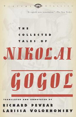 The Collected Tales of Nikolai Gogol Cover