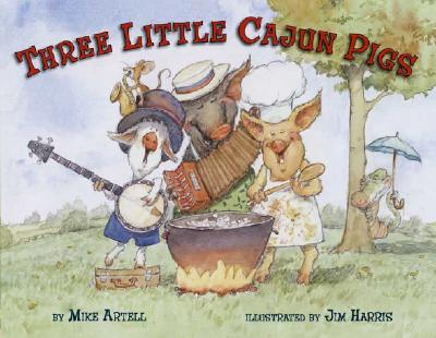 Three Little Cajun Pigs Cover Image