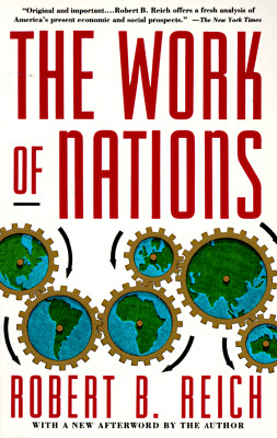 The Work of Nations Cover