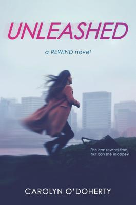 Cover for Unleashed (A Rewind Novel)