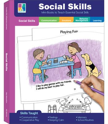 Social Skills Matter!, Grades Pk - 2: Social Narrative Mini-Books Cover Image