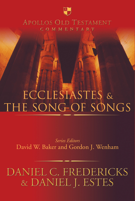 Ecclesiastes & the Song of Songs Cover