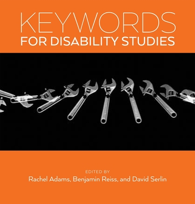 Keywords for Disability Studies Cover Image