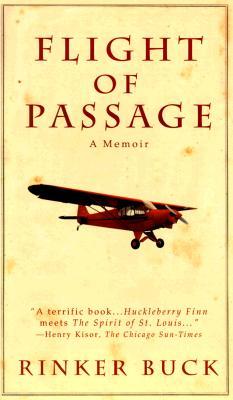 Flight of Passage Cover