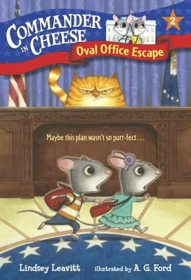 Commander in Cheese #2: Oval Office Escape Cover Image