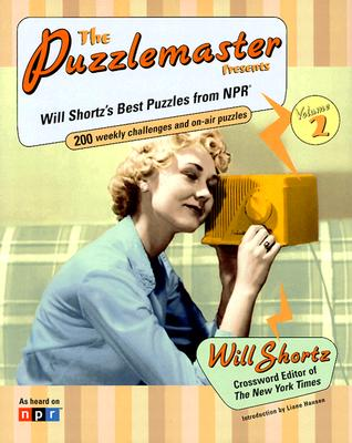 The Puzzlemaster Presents, Volume 2 Cover