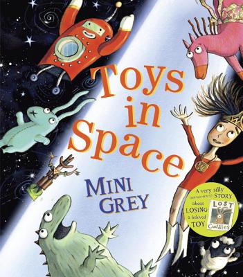 Toys in Space Cover