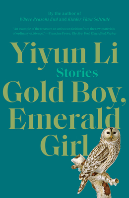 Gold Boy, Emerald Girl Cover
