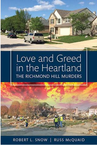 Love and Greed in the Heartland: The Richmond Hill Murders Cover Image