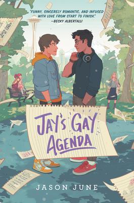 Jay's Gay Agenda cover