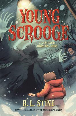 Young Scrooge: A Very Scary Christmas Story Cover Image