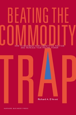 Cover for Beating the Commodity Trap