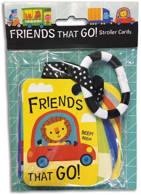 Friends That Go Stroller Cards Cover Image