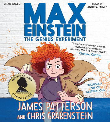 Max Einstein: The Genius Experiment Lib/E Cover Image