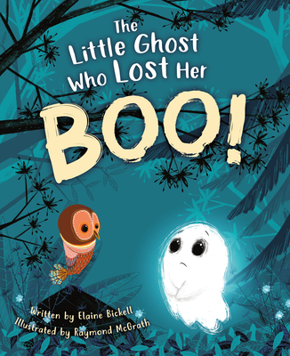 The Little Ghost Who Lost Her Boo! Cover Image