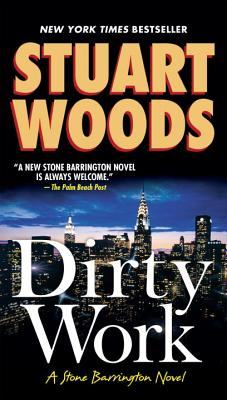 Dirty Work (A Stone Barrington Novel #9) Cover Image