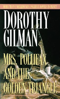 Mrs. Pollifax and the Golden Triangle cover