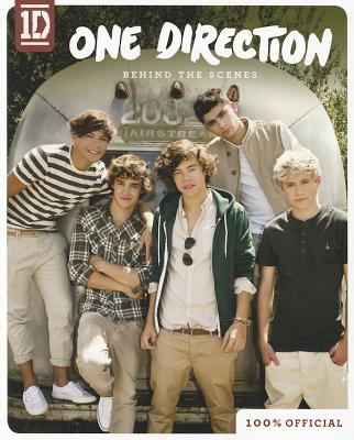 One Direction: Behind the Scenes Cover Image