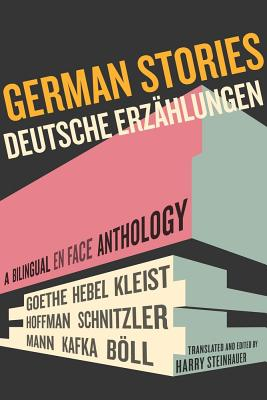Cover for German Stories/Deutsche Erzahlungen