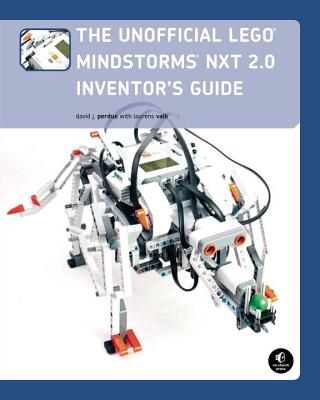 The Unofficial LEGO Mindstorms NXT 2.0 Inventor's Guide Cover