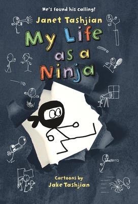 My Life as a Ninja (The My Life series #6) Cover Image