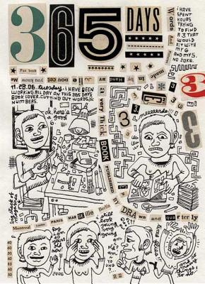 365 Days: A Diary by Julie Doucet Cover Image