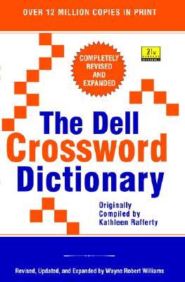 The Dell Crossword Dictionary Cover
