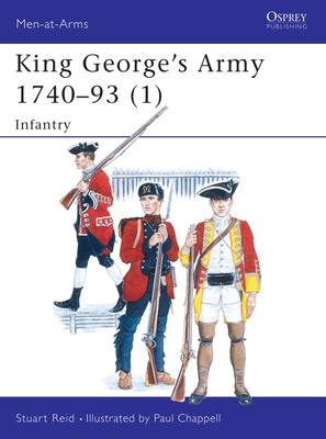 King George's Army 1740 93 (1) Cover