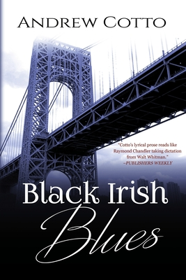 Black Irish Blues: A Caesar Stiles Mystery Cover Image