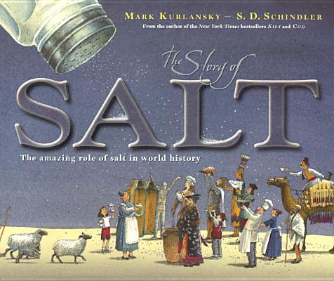 Cover for The Story of Salt