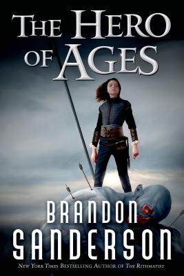 The Hero of Ages: A Mistborn Novel Cover Image