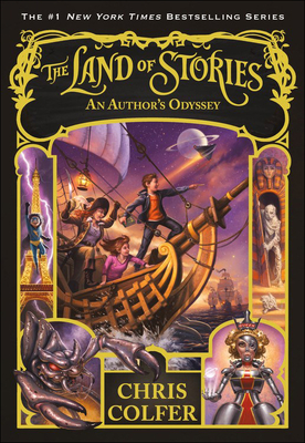 New land of stories book