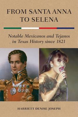 Cover for From Santa Anna to Selena