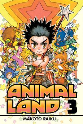 Animal Land 3 Cover