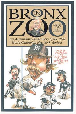 Cover for The Bronx Zoo