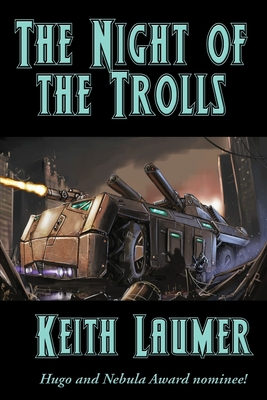 The Night of the Trolls Cover Image