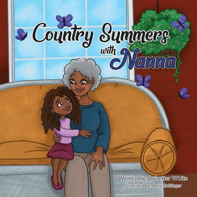 Country Summers with Nanna Cover Image