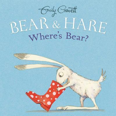 Bear & Hare -- Where's Bear? Cover