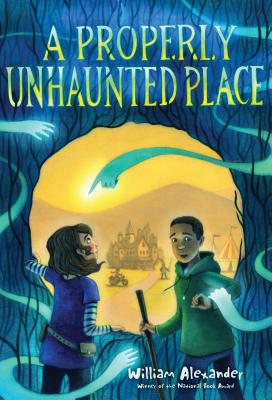 A Properly Unhaunted Place Cover Image