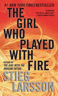 The Girl Who Played with Fire: Book 2 of the Millennium Trilogy Cover Image