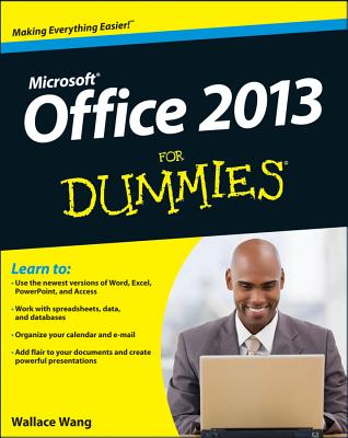 Office 2013 for Dummies Cover