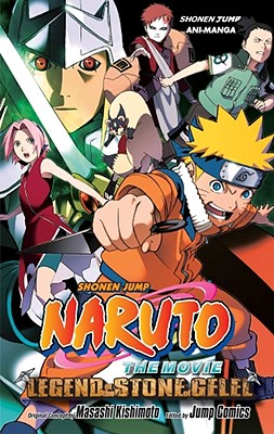 Naruto The Movie Ani-Manga, Vol. 2 cover image