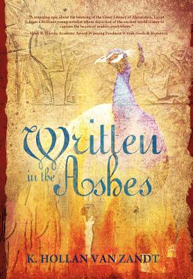 Written in the Ashes Cover Image