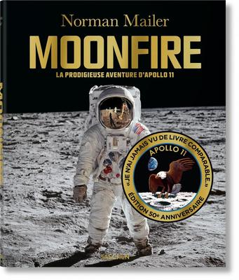 Norman Mailer. Moonfire. Édition 50E Anniversaire Cover Image