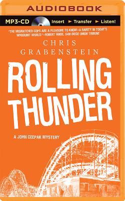 Cover for Rolling Thunder (John Ceepak #6)